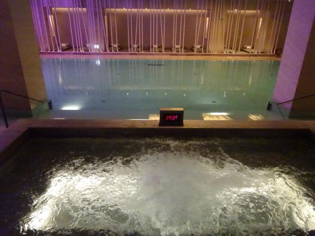たった26時間のソウル (4)「アンダーズソウル江南」の客室の続き、プール、フィットネス_b0405262_23315308.jpg