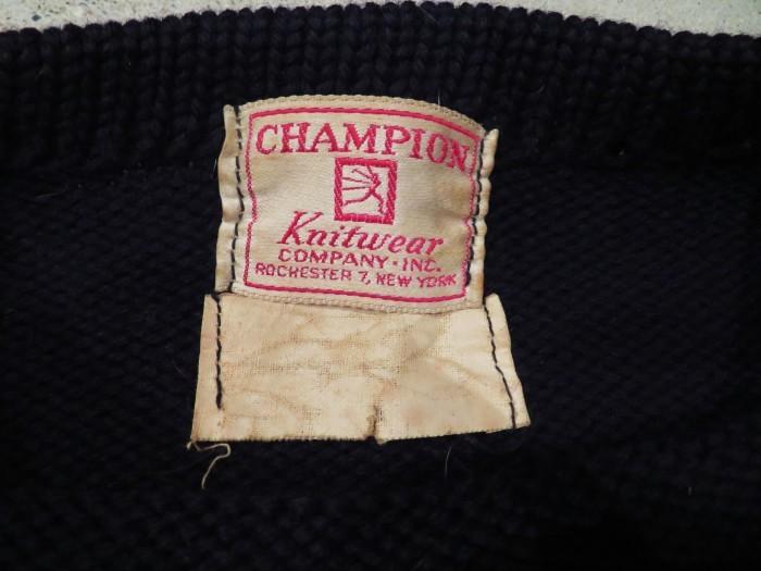 40\'s Champion Sweater_e0187362_12471841.jpg