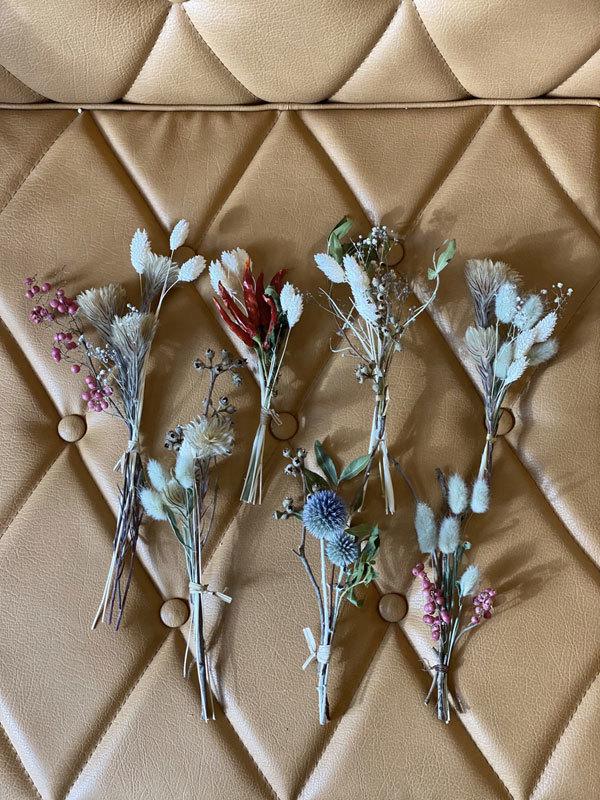 DRIED FLOWER×しめ縄_e0130464_11505975.jpg