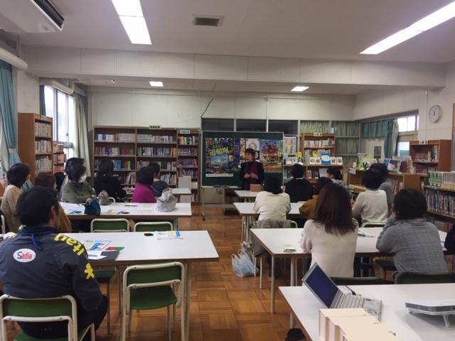 先週土曜日は茨木市の中学校へ_f0256164_11021991.jpg