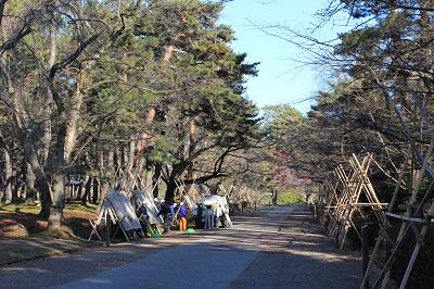 弘前公園冬散歩_2019.12.09_d0131668_11441180.jpg