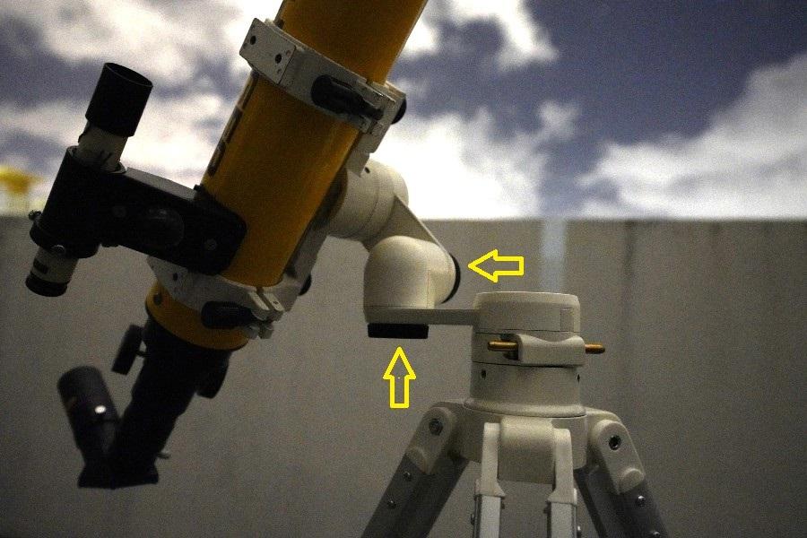 旅行用望遠鏡を考える(4)その3 モバイルポルタ+8cmF7屈折_a0095470_22585313.jpg