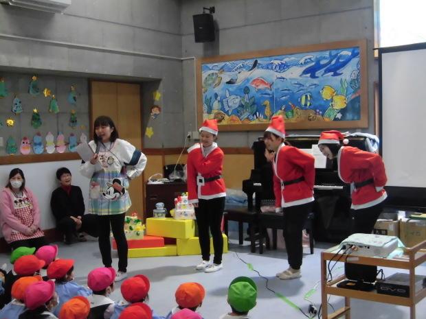 クリスマスパーティー_a0382671_11444677.jpg