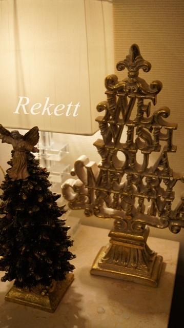 お客様オーダーアンティーク調クリスマスツリー完成致しました~❤_f0029571_23204756.jpg
