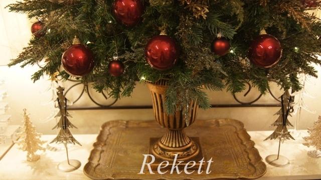 お客様オーダーアンティーク調クリスマスツリー完成致しました~❤_f0029571_23242355.jpg