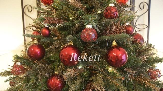 お客様オーダーアンティーク調クリスマスツリー完成致しました~❤_f0029571_23554388.jpg