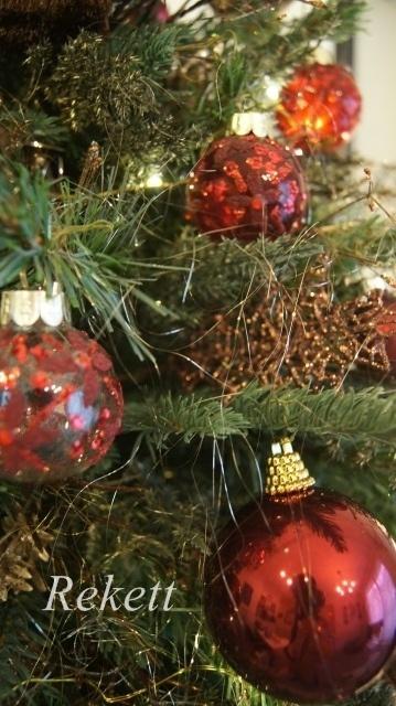 お客様オーダーアンティーク調クリスマスツリー完成致しました~❤_f0029571_23582116.jpg