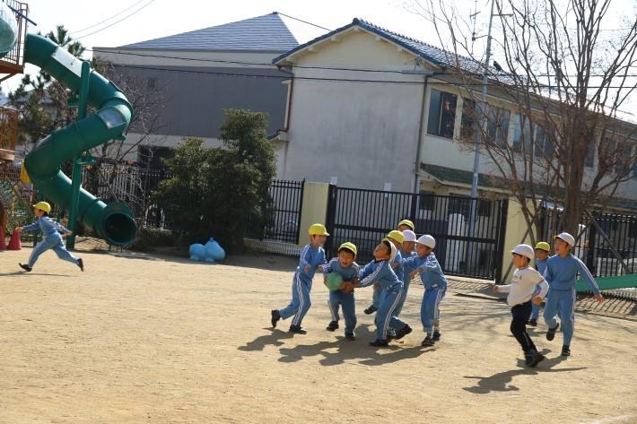 地震避難訓練_b0277979_17054057.jpg