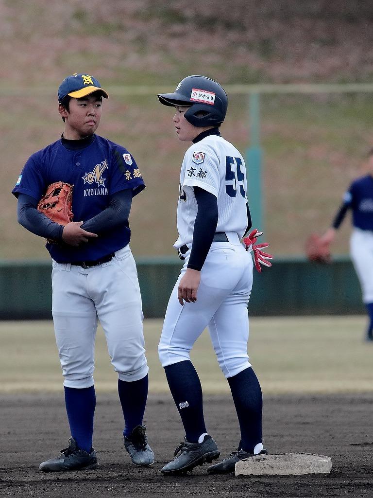 第4回3年生大会 vs京田辺ボーイズ2_a0170082_14370122.jpg