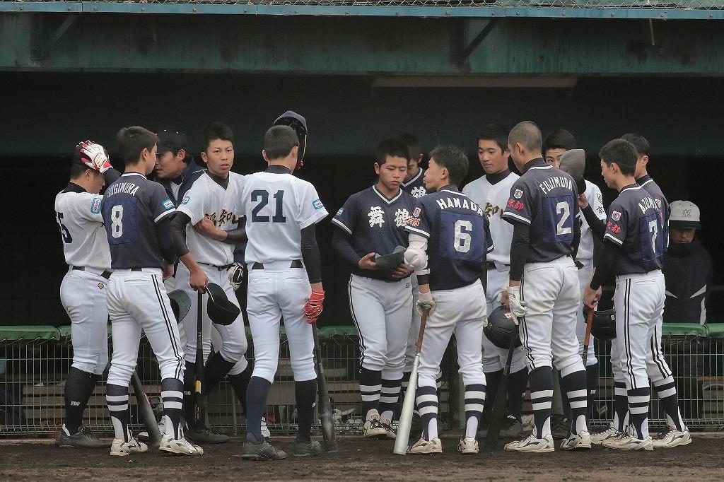 第4回3年生大会 vs京田辺ボーイズ2_a0170082_14371618.jpg