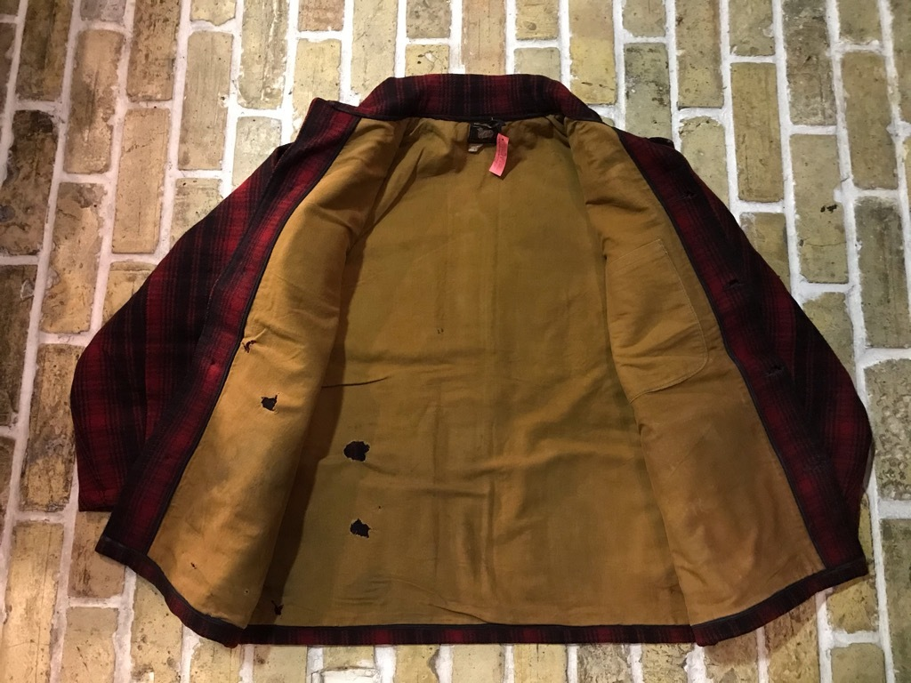 マグネッツ神戸店 Black on Red Hunt Coat!!!_c0078587_14101168.jpg