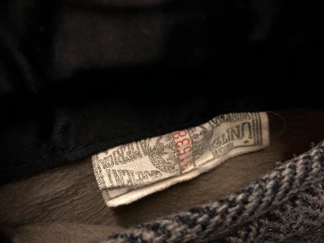 12月11日(水)大阪店ヴィンテージ入荷日!!#5 Trad編!! KangarooLeatherBoots & VinShirt, Cardigan, Coat!!_c0078587_18563619.jpg