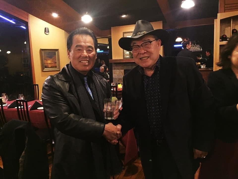 全米を席巻する世界の吉田ソース会長の70歳のバースディパーティ!_c0186691_10214918.jpg