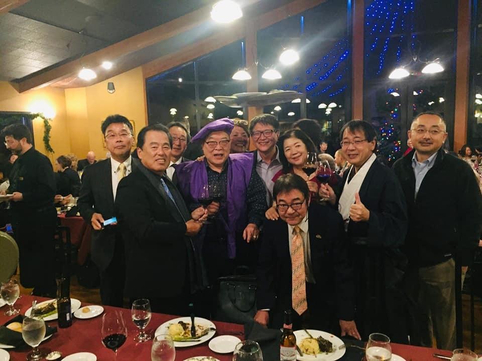 全米を席巻する世界の吉田ソース会長の70歳のバースディパーティ!_c0186691_10402210.jpg