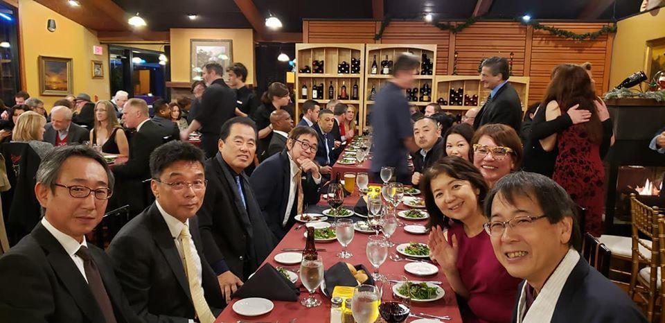 全米を席巻する世界の吉田ソース会長の70歳のバースディパーティ!_c0186691_11165956.jpg