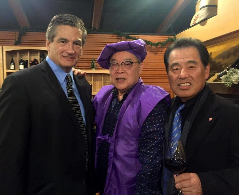 全米を席巻する世界の吉田ソース会長の70歳のバースディパーティ!_c0186691_11172856.jpg
