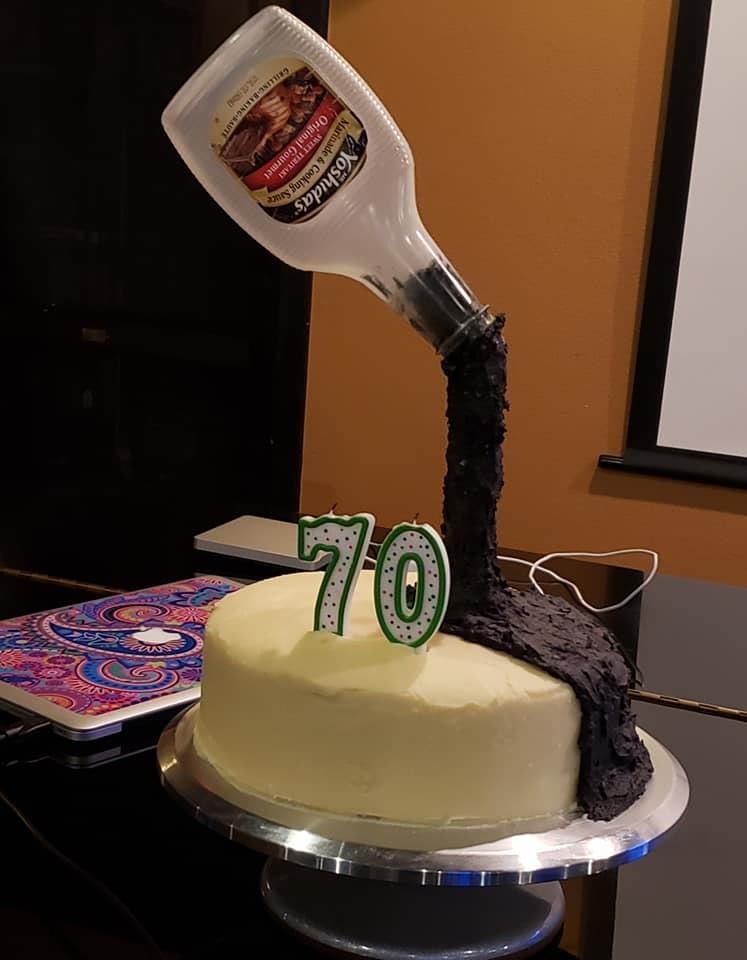 全米を席巻する世界の吉田ソース会長の70歳のバースディパーティ!_c0186691_11265371.jpg