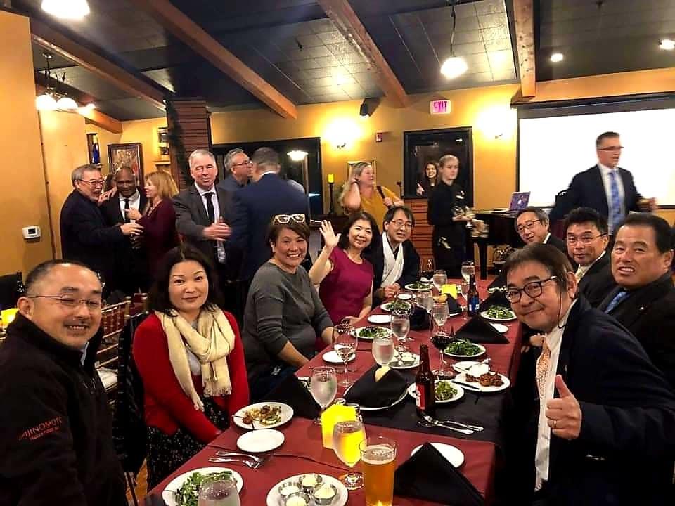 全米を席巻する世界の吉田ソース会長の70歳のバースディパーティ!_c0186691_11321591.jpg