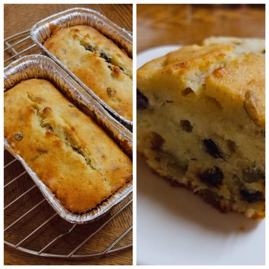 バスクチーズケーキ再挑戦&流行の兆し_b0194098_21340277.jpg