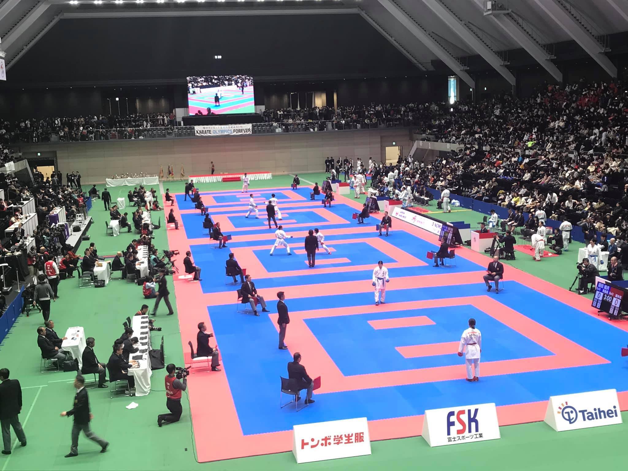 47th全日本空手道選手権大会_e0238098_09365040.jpg