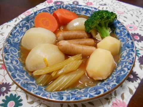 卵入りエビチリ&野菜いっぱいスープ_f0019498_18324374.jpg