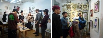2019.12.10 『風雅16周年 記念アート展』が開催されました_e0189606_12014466.jpg