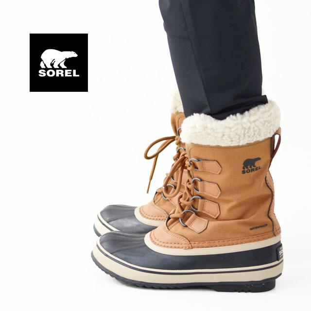 SOREL [ソレル正規代理店] Winter Carnival [NL3483] ウィンターカーニバル / スノーブーツ・ボアブーツ・女性用・雪・LADY\'S _f0051306_18185262.jpg