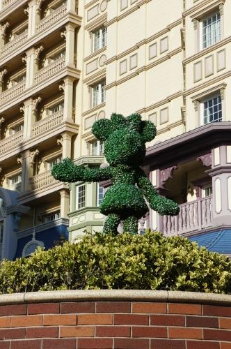 【東京ディズニーランドホテルのツリー】_f0215714_16451742.jpg