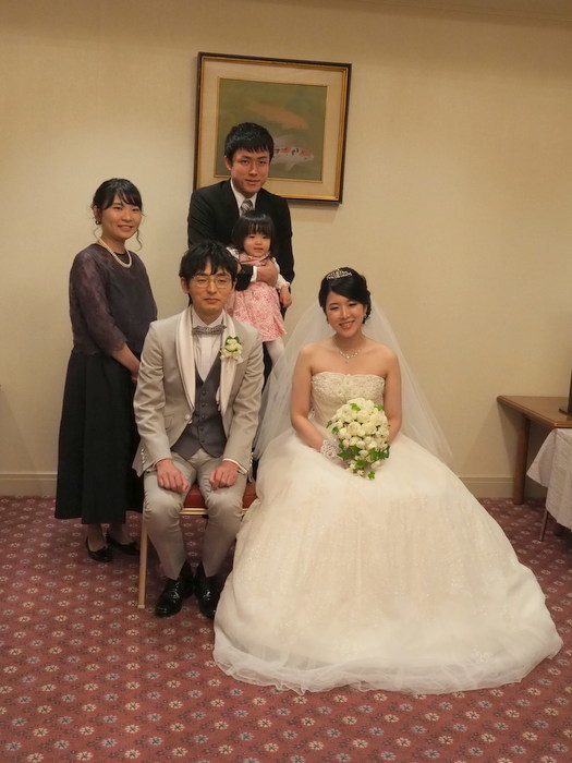 結婚式と披露宴_c0116915_23422780.jpg