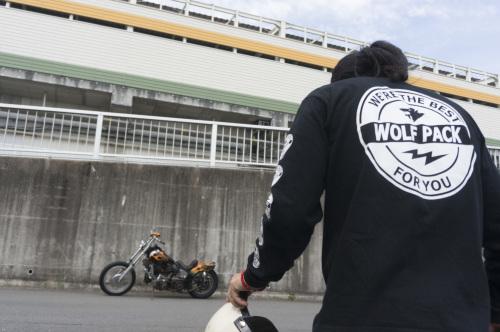 杉山 陸 & Harley-Davidson 67FL(2019.09.01/FURUKAWA)_f0203027_13021220.jpg