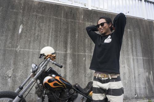 杉山 陸 & Harley-Davidson 67FL(2019.09.01/FURUKAWA)_f0203027_13021873.jpg