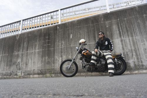 杉山 陸 & Harley-Davidson 67FL(2019.09.01/FURUKAWA)_f0203027_13023022.jpg