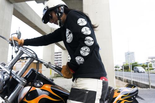 杉山 陸 & Harley-Davidson 67FL(2019.09.01/FURUKAWA)_f0203027_13024854.jpg