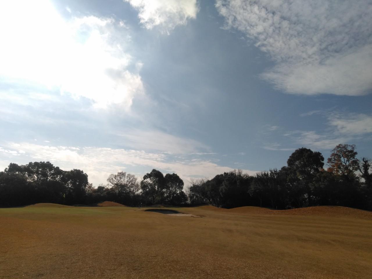 キャンピングカー旅 淡路島でゴルフ_d0228130_16225549.jpg