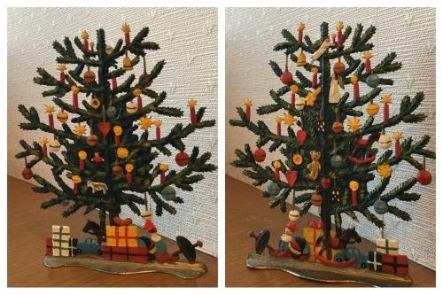 クリスマスプレゼント & レジ袋 & 病院 & ザル菊_a0084343_08435116.jpeg