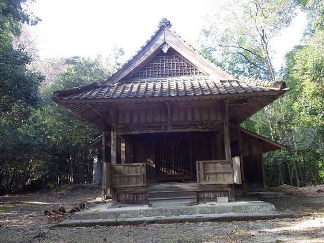 歴史探訪・・一ツ戸城山(耶馬渓)_e0164643_10240397.jpg