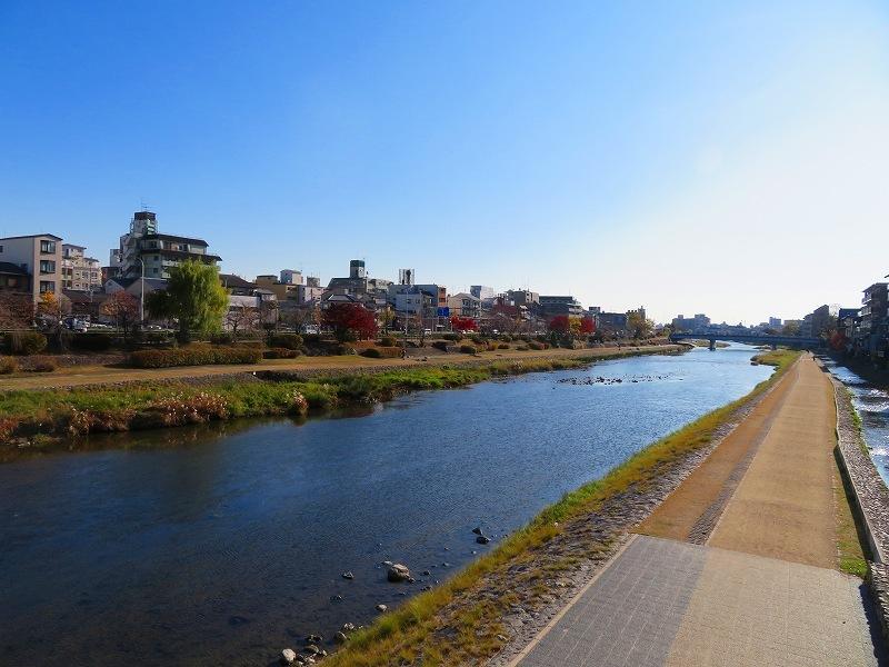 京都散策「松原通と鴨川」20191209_e0237645_15113720.jpg