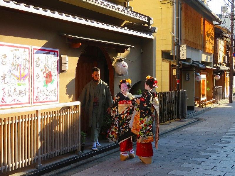 京都散策「松原通と鴨川」20191209_e0237645_15113871.jpg