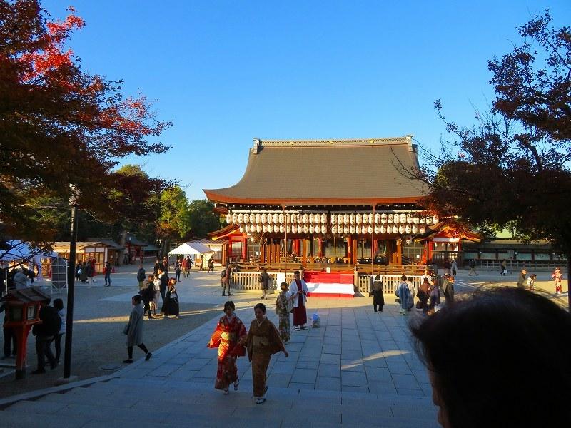 京都「八坂神社」20191209_e0237645_17450184.jpg