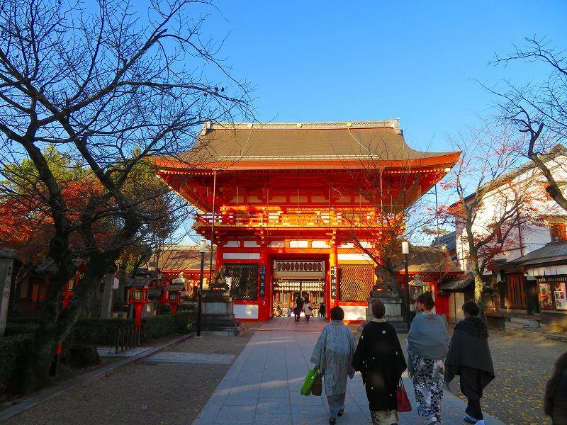 京都「八坂神社」20191209_e0237645_17450186.jpg