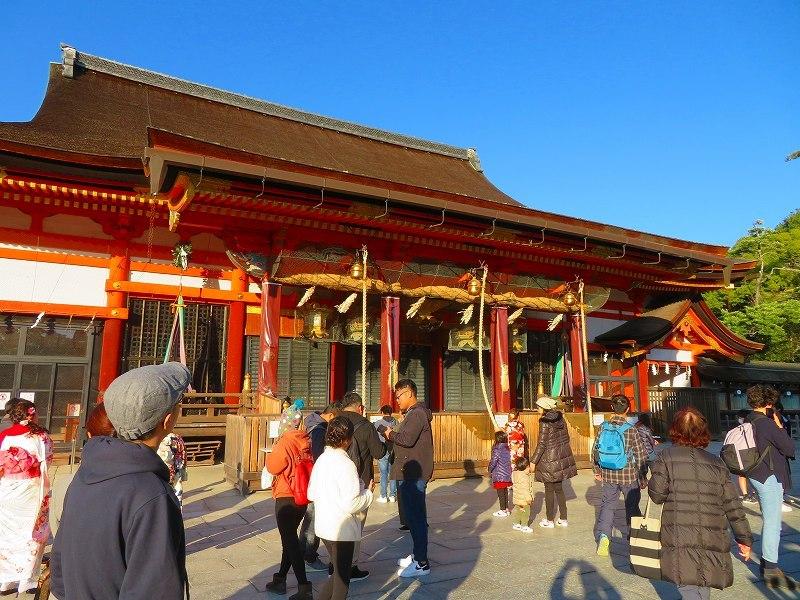 京都「八坂神社」20191209_e0237645_17450271.jpg