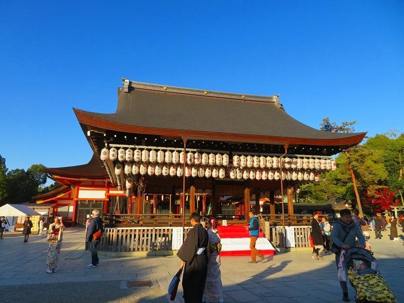 京都「八坂神社」20191209_e0237645_17450276.jpg