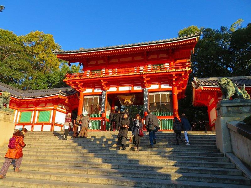 京都「八坂神社」20191209_e0237645_17450361.jpg