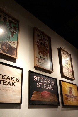 1ポンドステーキを食す。_e0108851_17175897.jpg