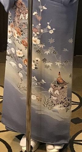 11周年・お友達から頂かれたお母様の着物・大秀華展へ。_f0181251_17273313.jpg