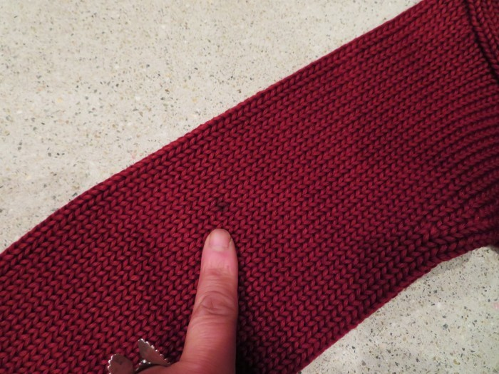 30\'s Shawl Collar Sweater Coat _e0187362_14183650.jpg