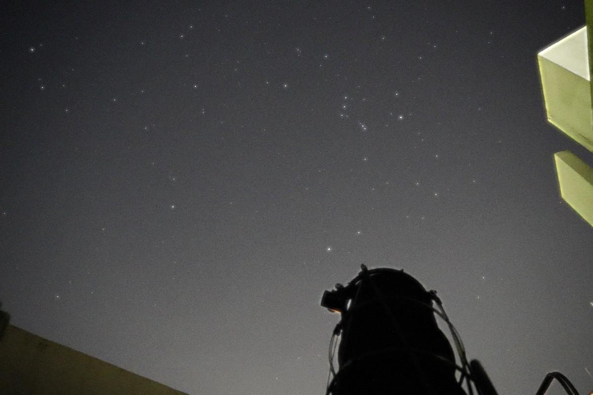 旅行用望遠鏡を考える(5)ポップアップドブ25cm_a0095470_00004425.jpg