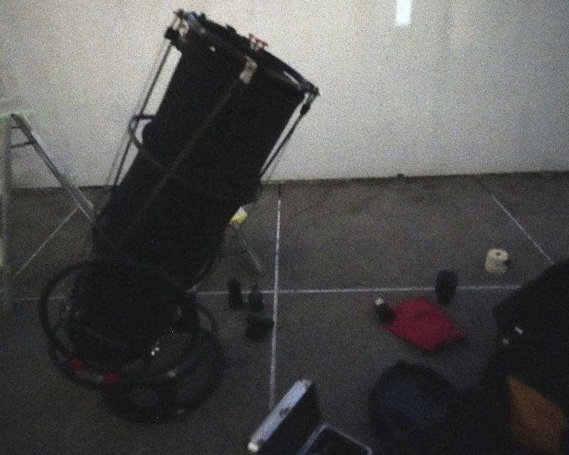 旅行用望遠鏡を考える(5)ポップアップドブ25cm_a0095470_00005179.jpg