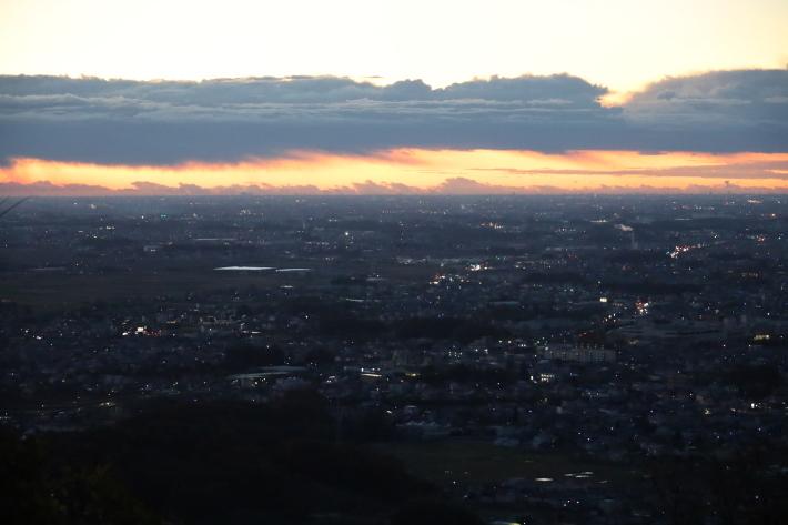 太田金山からの朝景(1) (2019/12/3撮影)_b0369971_15345938.jpg