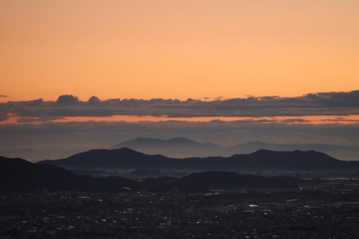 太田金山からの朝景(1) (2019/12/3撮影)_b0369971_15363885.jpg